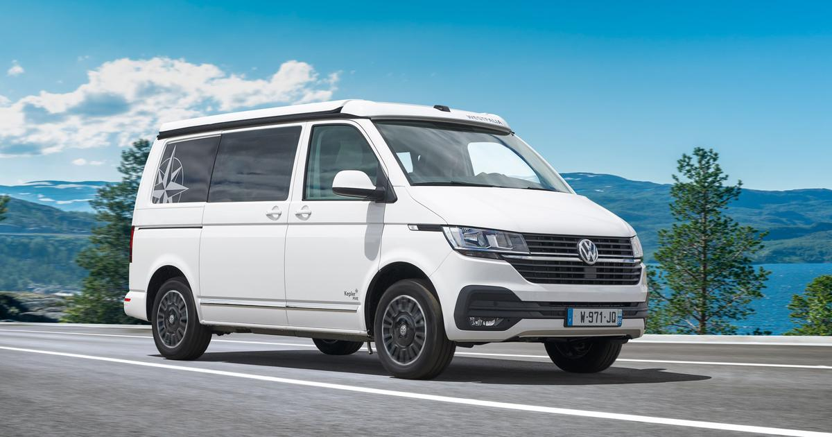 Westalia's latest VW camper van works as holiday RV and everyday MPV