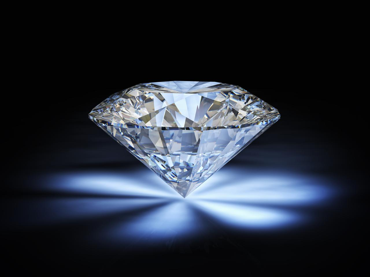"""Researchers have found that it should be possible to """"metallize"""" diamond, which could find a variety of uses in electronic devices"""