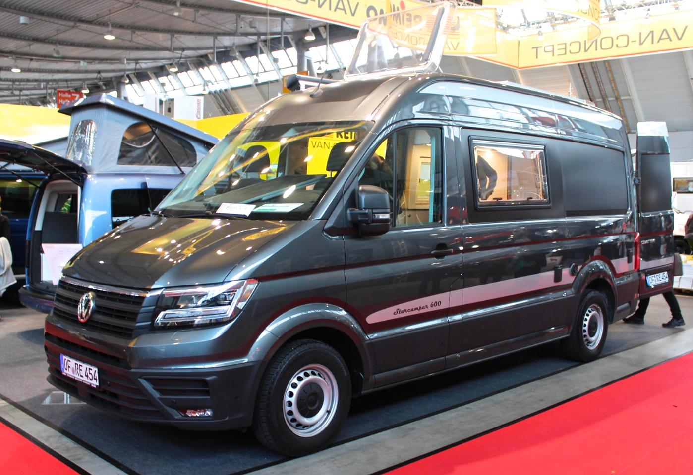 The stylish StarCamper caught our attention at CMT 2019