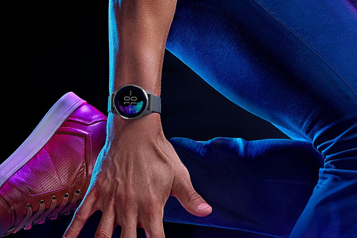 The Garmin Venu is one of the new smartwatches launched today