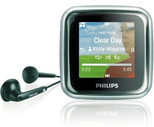 Philips GoGear Spark media player