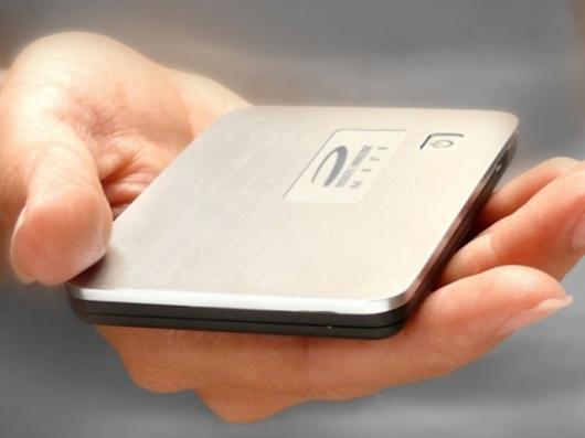 The Novatel Wireless MiFi