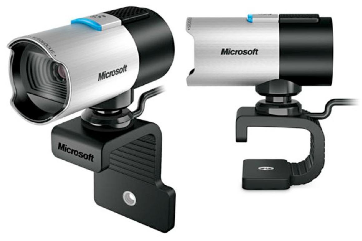 Microsoft's LifeCam Studio webcam