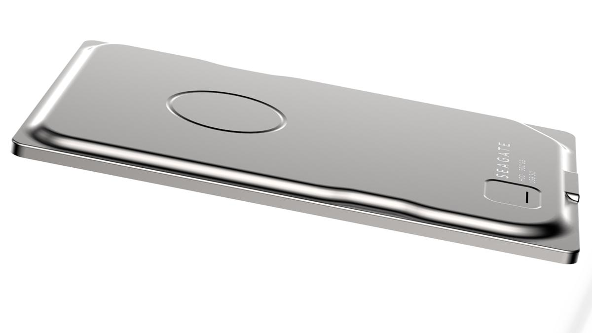 The Seagate Seven unveiled at CES 2015 is the world's thinnest portable 500 GB HDD