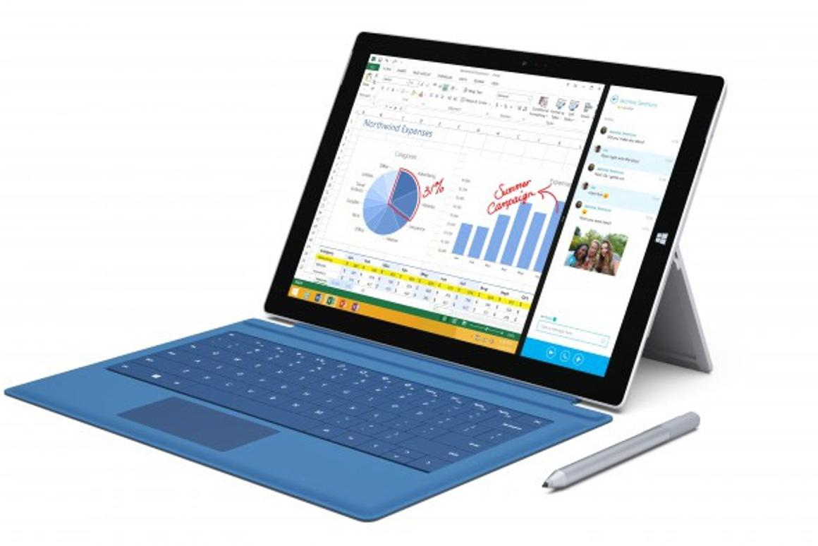 Today Microsoft updated its Surface Pro line (just eight months later) with the bigger and thinner Surface Pro 3