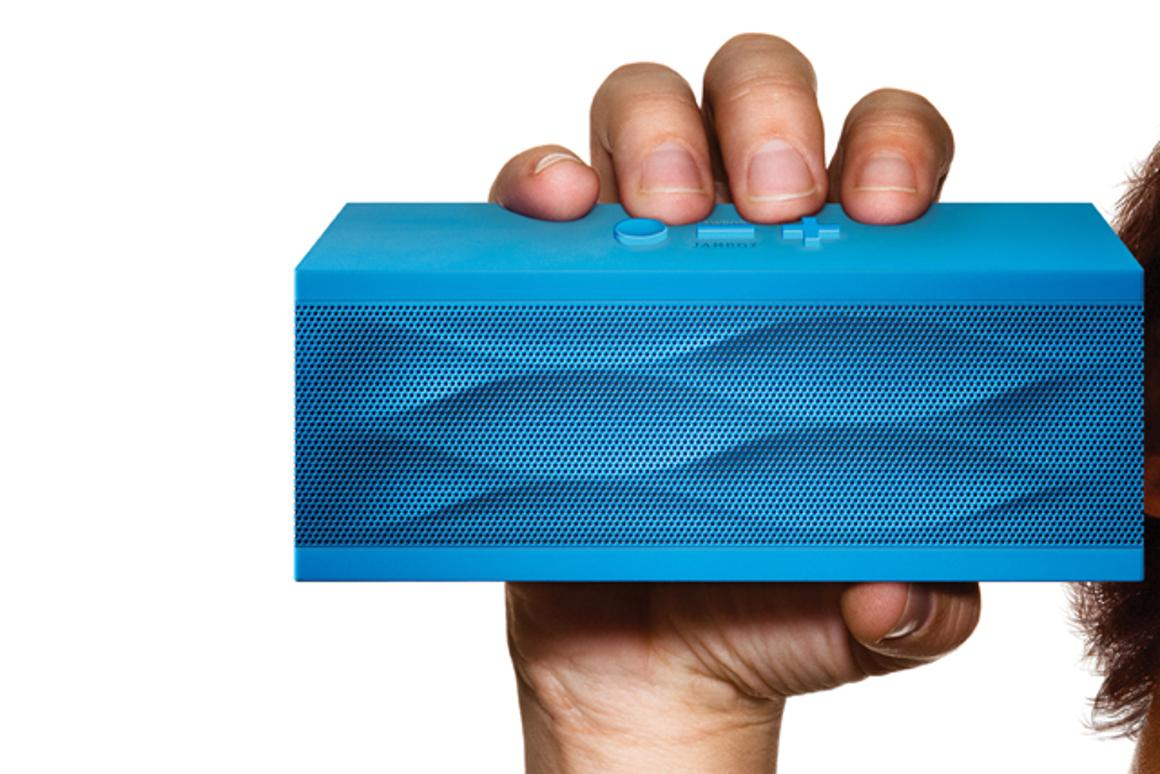 JAMBOX in blue