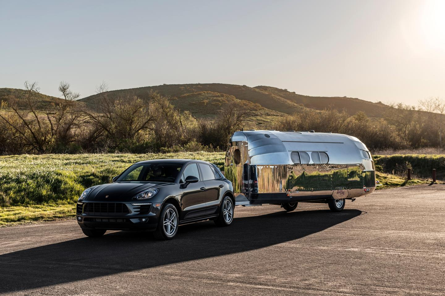 The Road Chief Endless Highways Performance Edition becomes Bowlus' most powerful, high-tech trailer