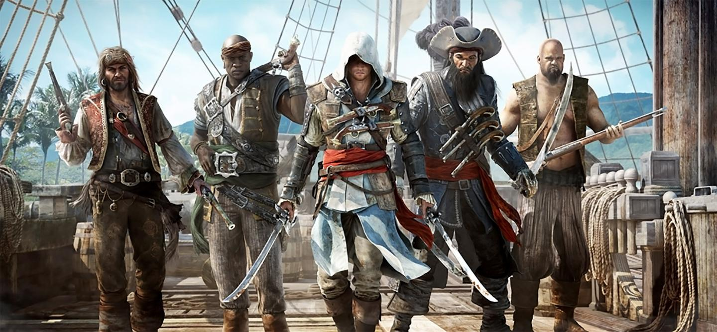 Assassin's Creed IV: Black Flag shifts the franchise's successful formula to the high seas