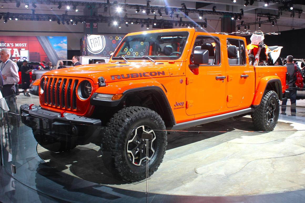 With the debut of the Jeep Gladiator, we see the basic design elements of a Wrangler combined with the nostalgic look of previous Jeep pickups