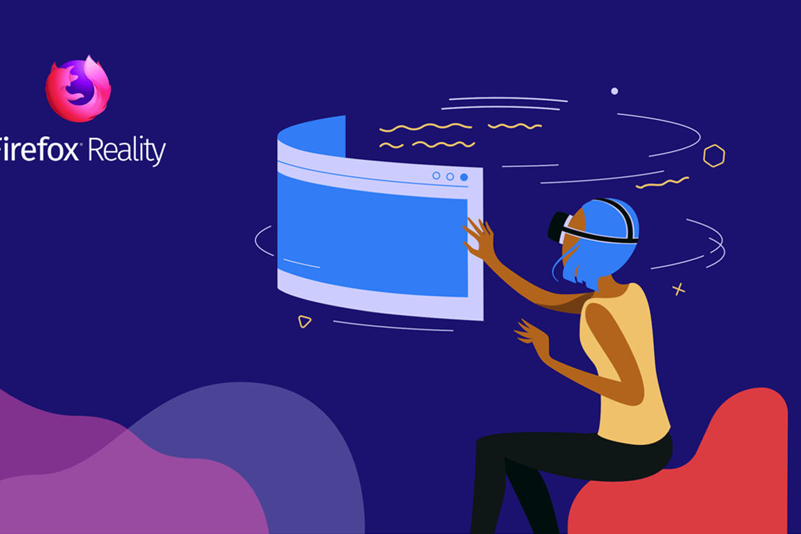 Support for 360-degree video is planned for Firefox Reality