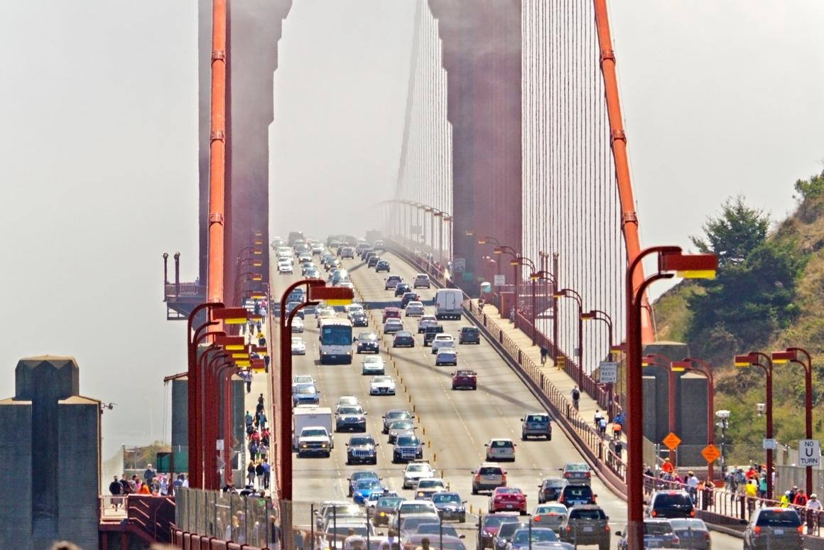 Ride-sharing services have been found to be a major cause of congestion in San Francisco