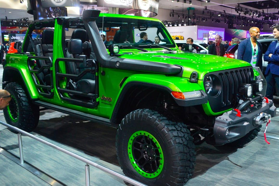 The most formidable, fearsome and freakish off-road vehicles