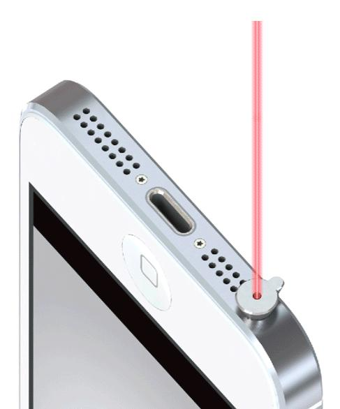 Ipin Turns Your Phone Into A Laser Pointer