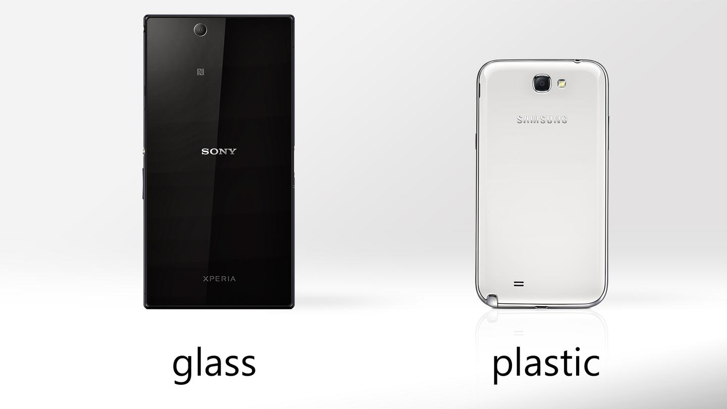 Glass or plastic?