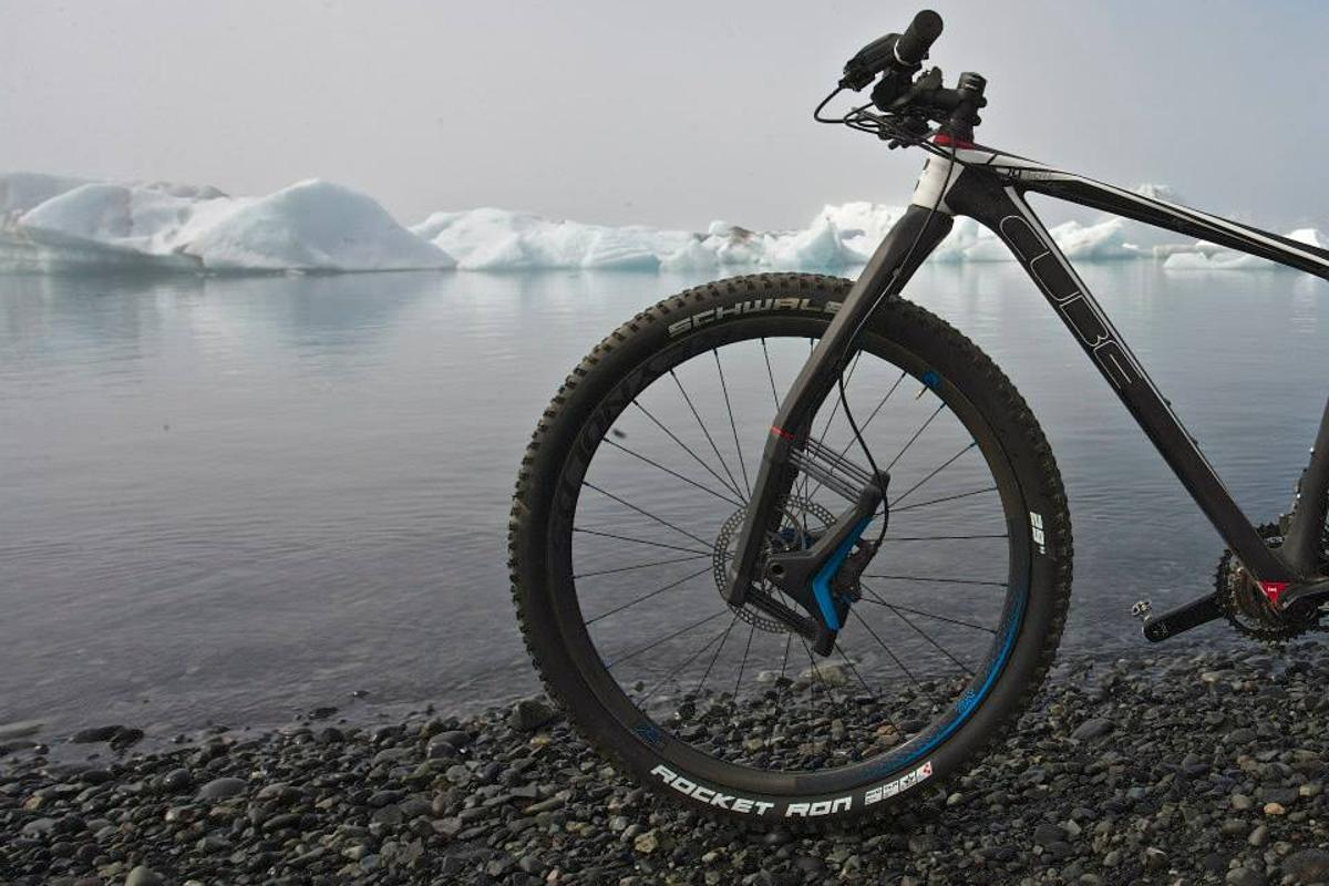 The Lauf fork, in its native Iceland