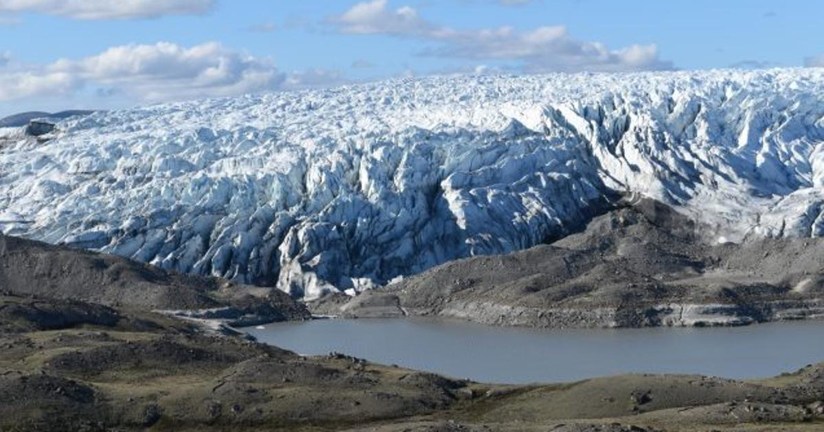 Weird weather pushes Greenland to worst ice loss on record