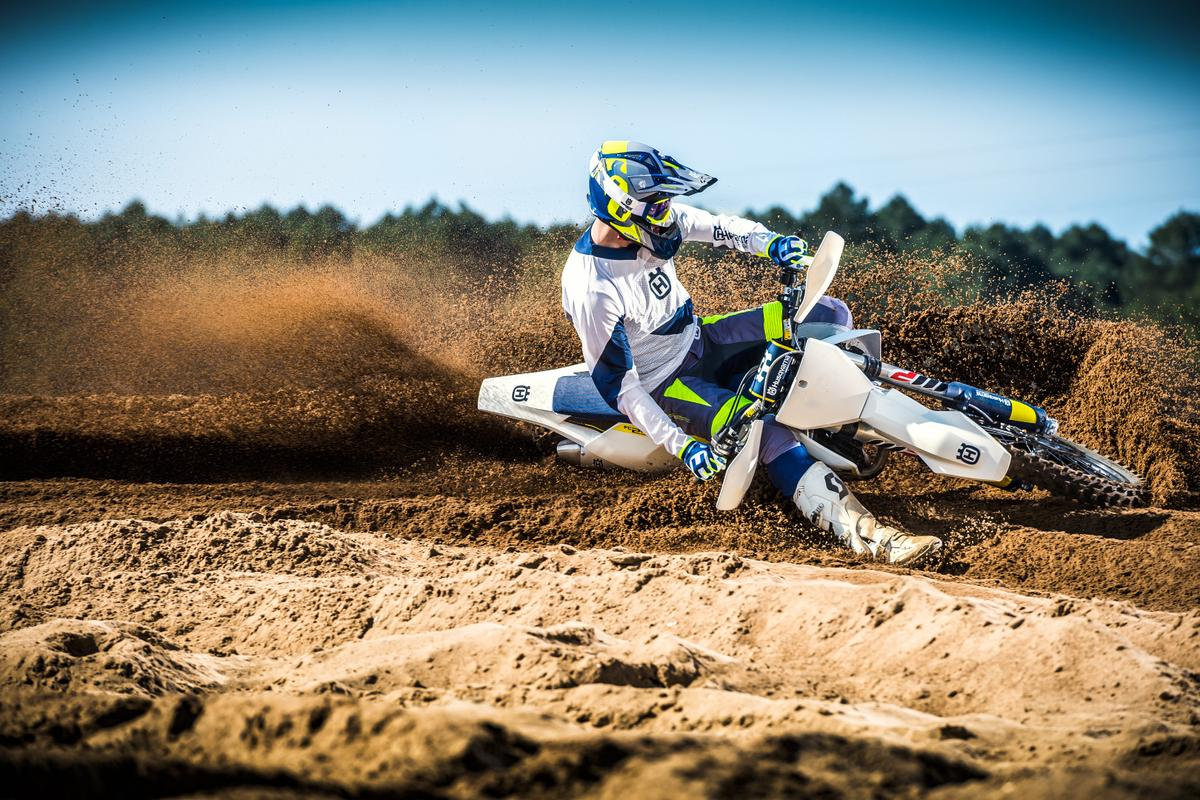 Husqvarna is the first manufacturer to unveil its 2017 weaponry, and as the rest of the class is gradually revealed over coming months we expect to see more factories adding traction control to their motocross models