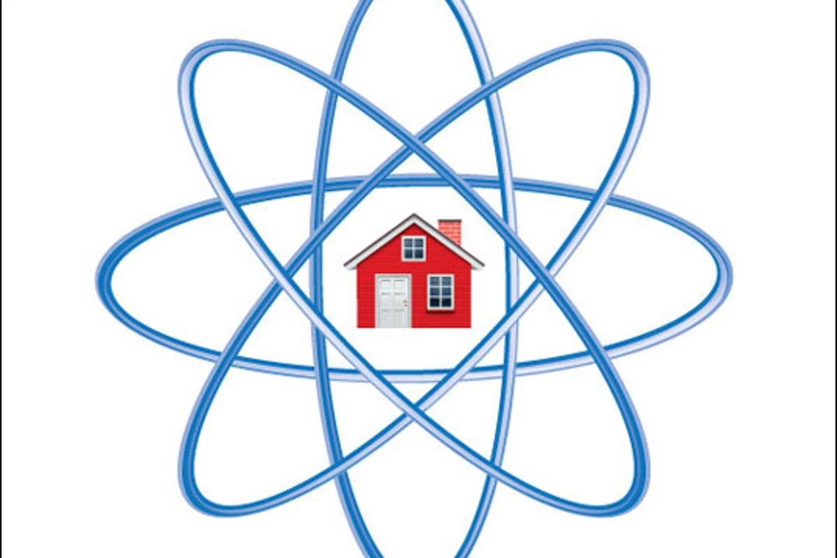 NASA's research holds the promise of a home nuclear reactor (Image: NASA)