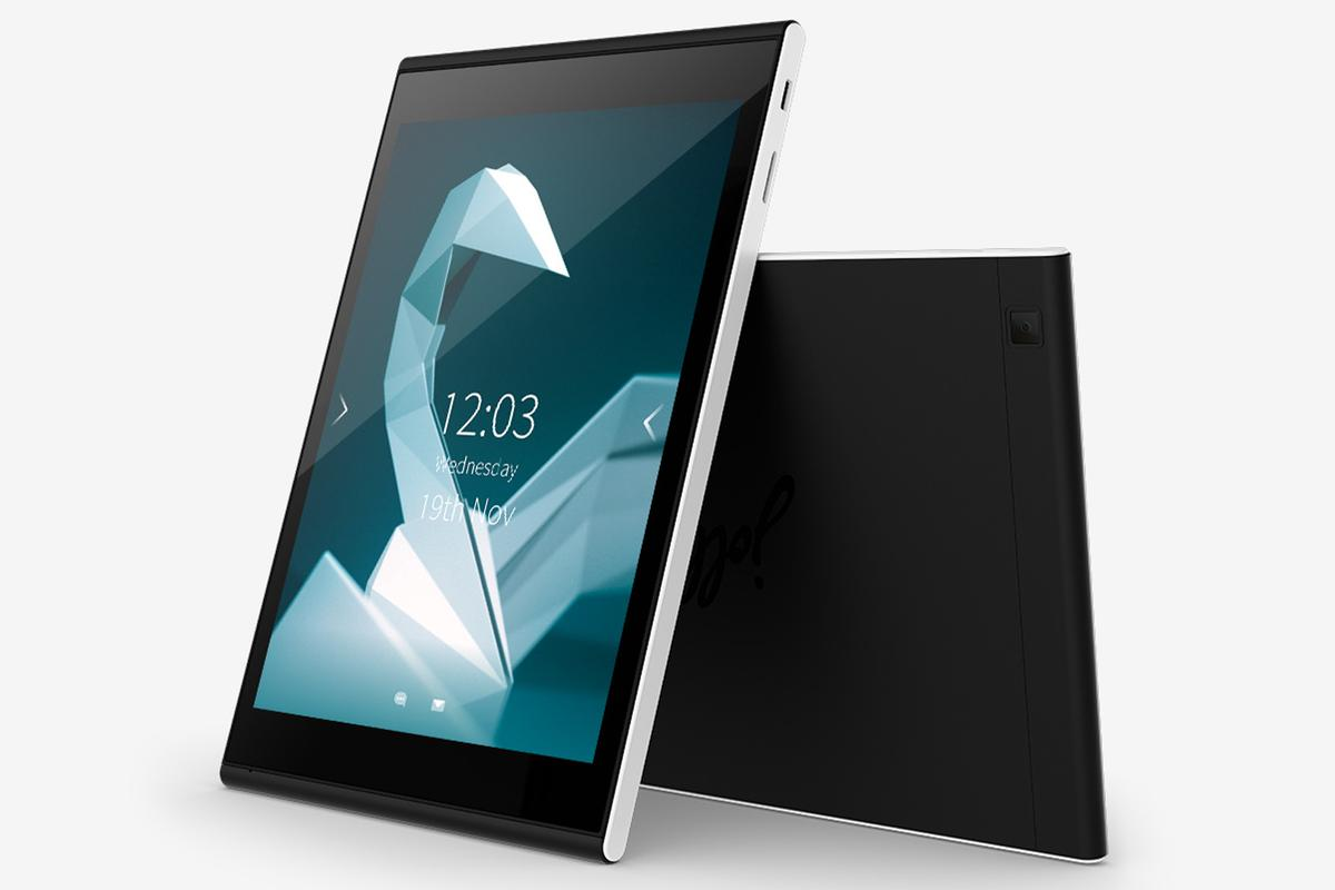 The Jolla Tablet is the world's first crowdsourced tablet
