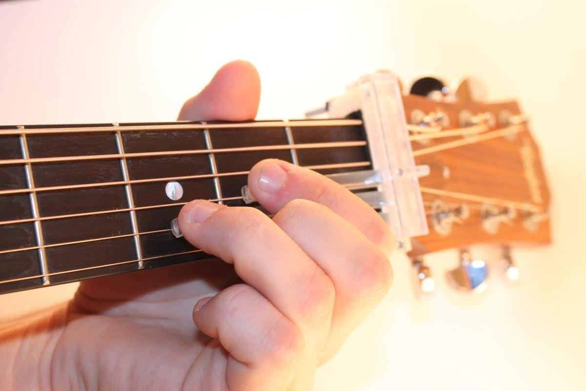 The Guitar Now chord learning system from Alex Levine