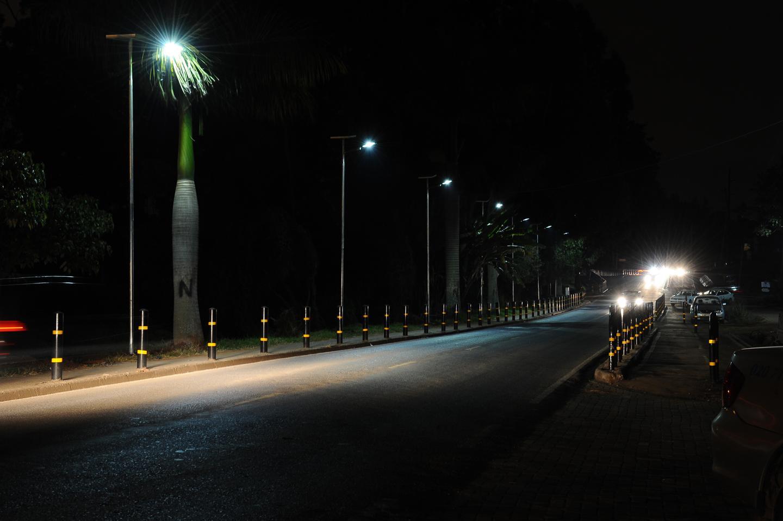 Philips Brings Solar Led Street Lights To Nairobi