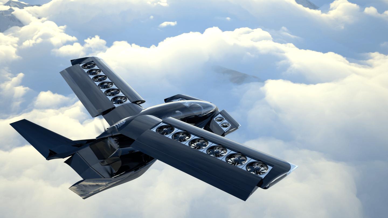 Este escenario es poco probable; el X5 pasará al vuelo hacia adelante inmediatamente después del despegue, cerrando las alas lo antes posible, por lo que será muy raro ver a los fanáticos expuestos