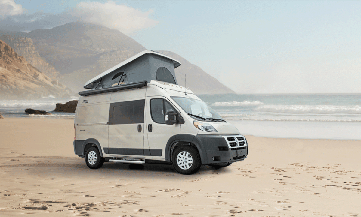 Carado expands its North American line with a pop-top four-sleeper camper van