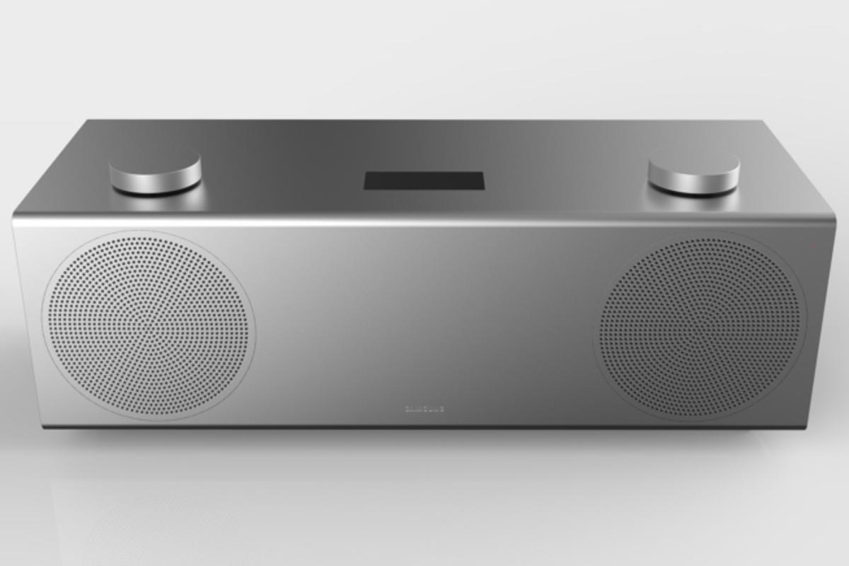 The new Samsung H7 Wireless Speaker
