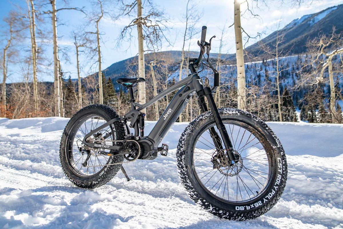 The 2020 Jeep e-bike is confirmed as a special edition QuietKat RidgeRunner