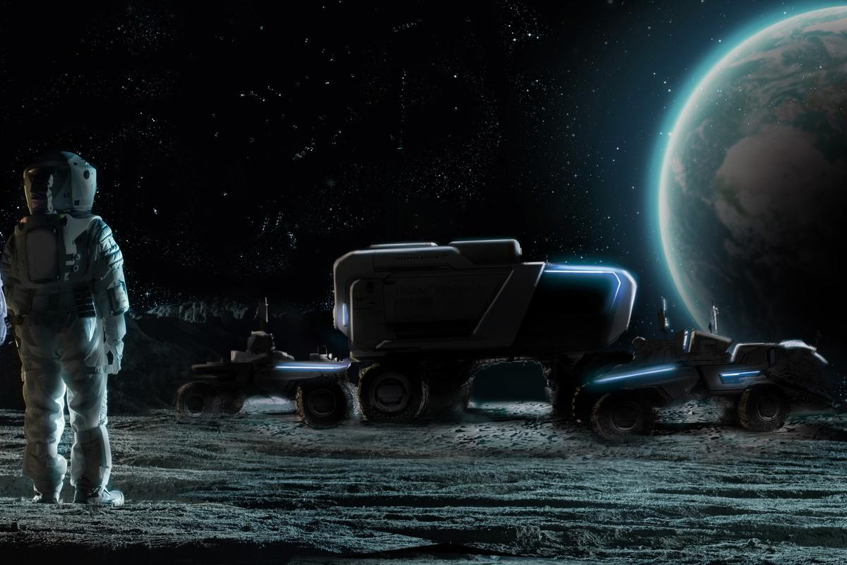 A new generation of lunar rovers could be used by Artemis astronauts to extend and enhance the exploration of the Moon's surface