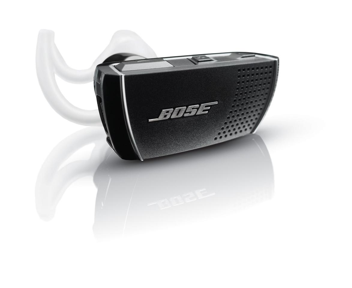 The Bose Bluetooth headset Series 2 comes in left- and right-ear versions