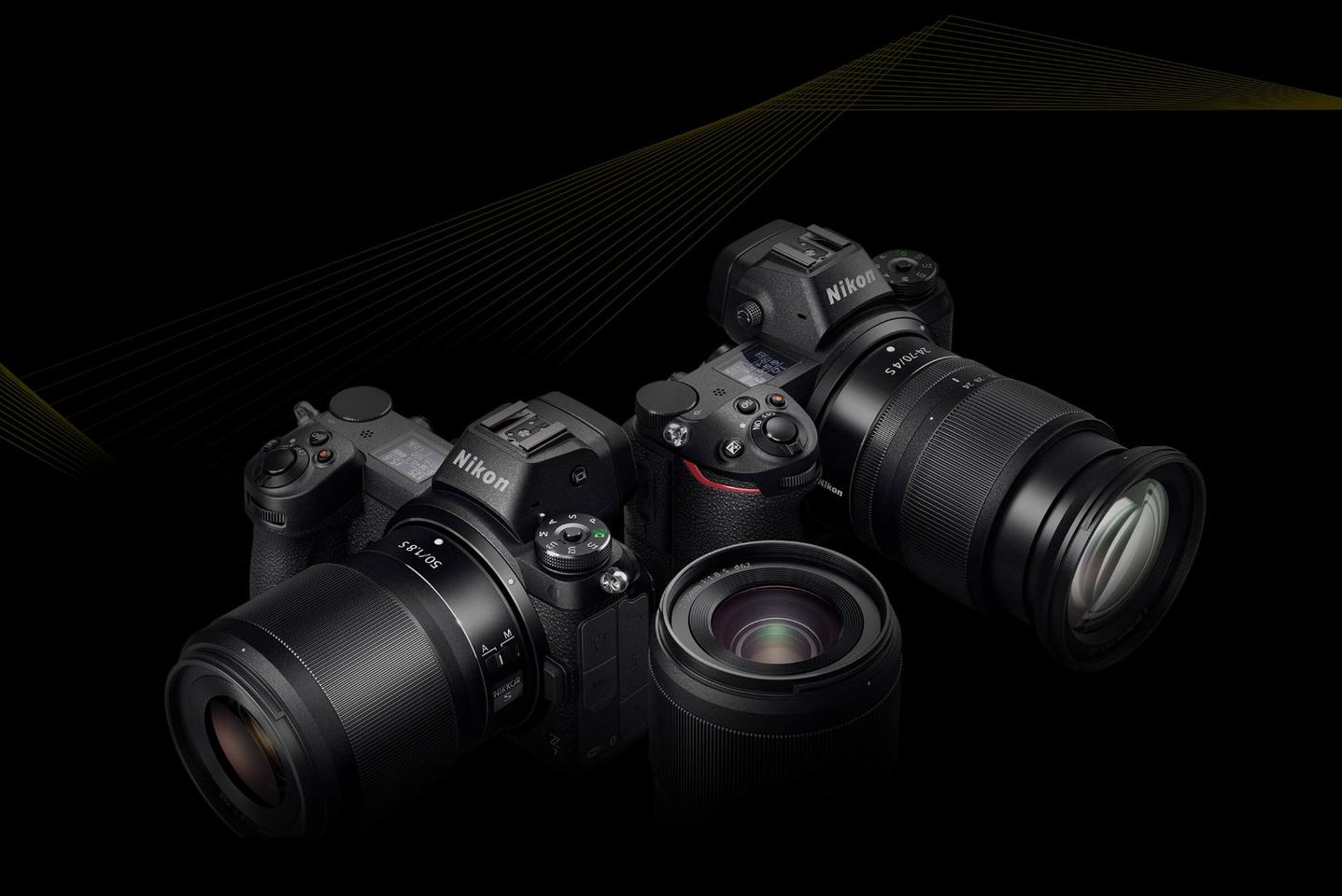 The Nikon Z 7 full-frame mirrorless camera will go on sale at the end of September, with the Z 6 following in November