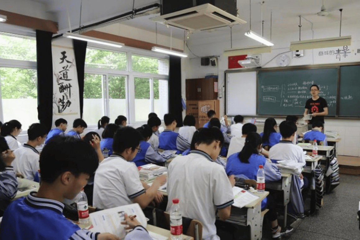 From facial recognition in the classroom to computers marking essays, China is wholeheartedly deploying new technologies into its education system