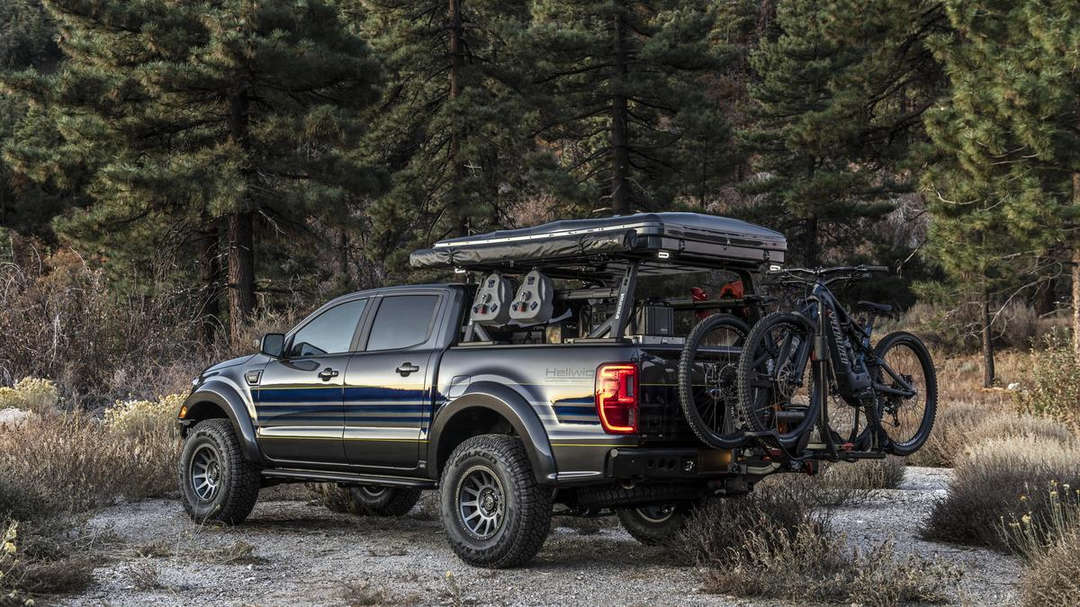 "Ford Ranger camper makes horizonless adventure ""attainable"""