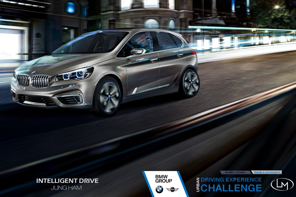 The BMW Urban Driving Experience Challenge