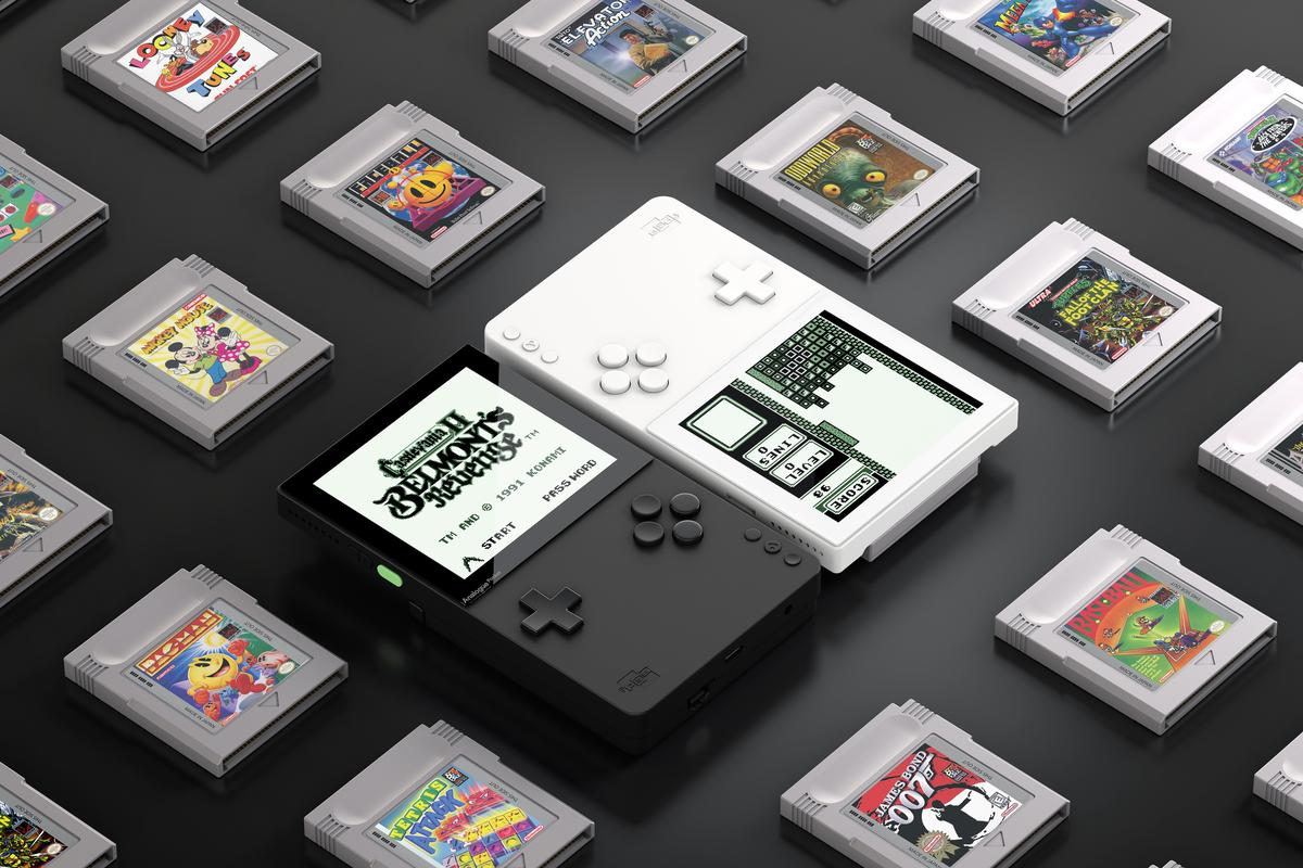 Analogue says Pocket will play more than 2,780 games from Nintendo's Game Boy series of consoles