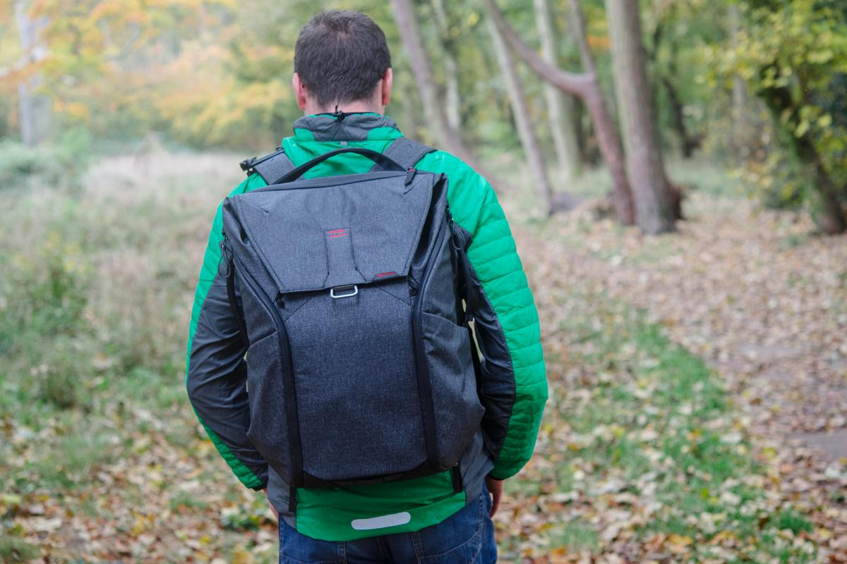 We try the upcoming Peak Design Everyday Backpack