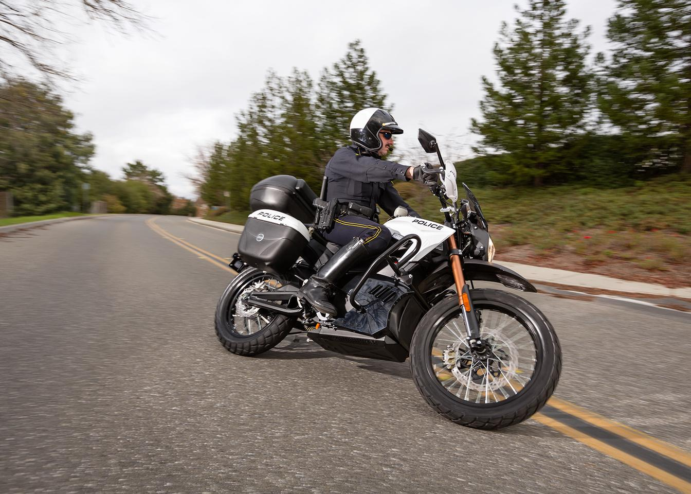 Zero has announced its 2013 Street and Dual Sport Police/Security motorcycles