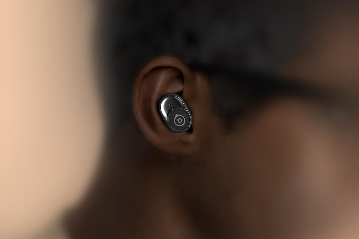 The Gemini true wireless earphones are Devialet's first foray into portable audio