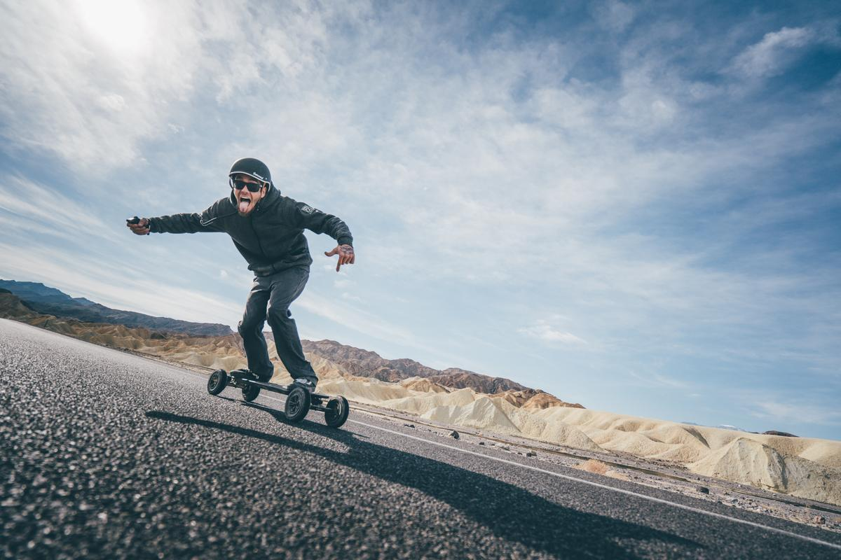 The range offered by Evolve's electric skateboards has always been a huge strength