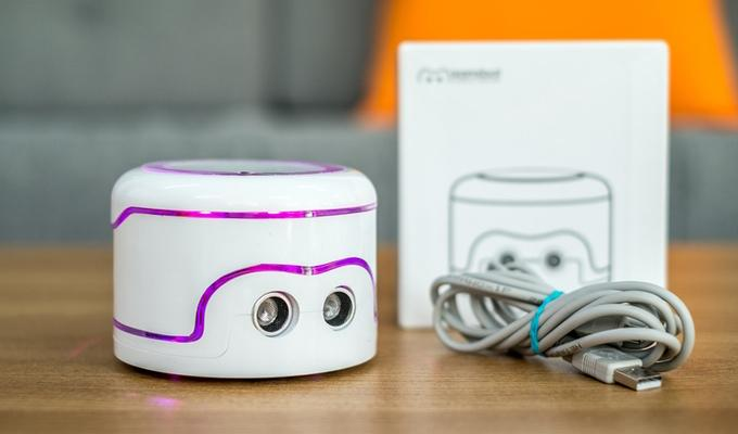 Kamibot teaches kids the basic skills of coding as they provide instruction through compatible software