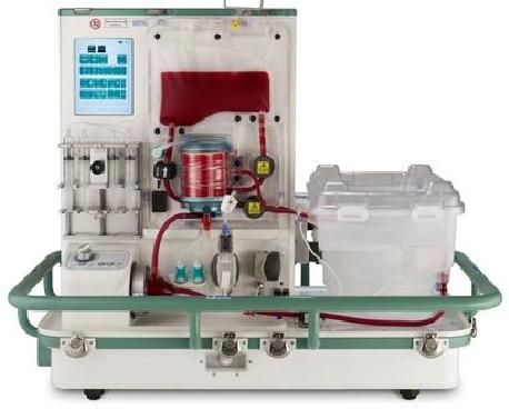 The liver-preserving machine was developed at the University of Oxford