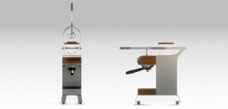 Blossom One coffee machine