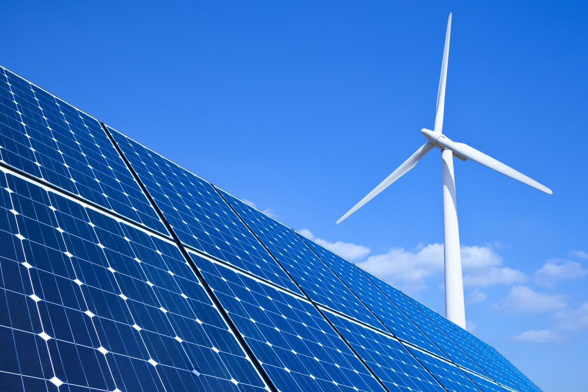 A study points the way to a renewable energy reliant United States in just 35 years