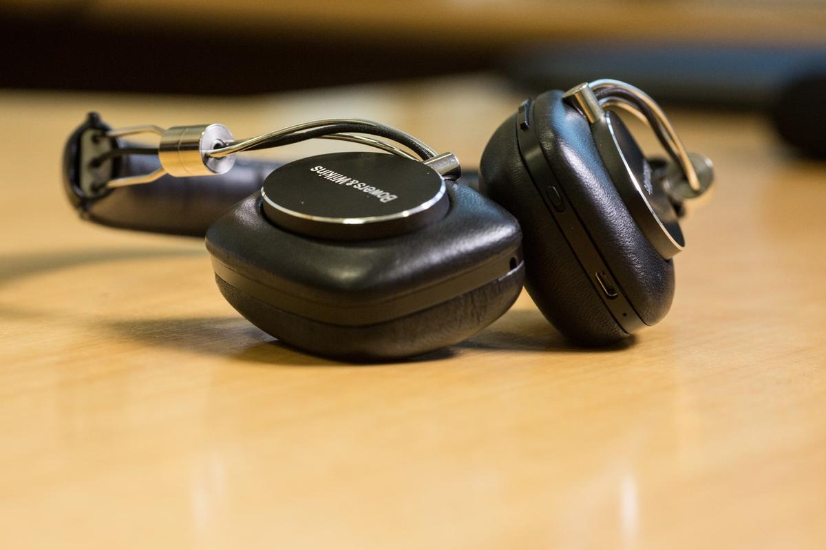 Gizmag takes the P5 Wireless headphones from Bowers and Wilkins for a spin