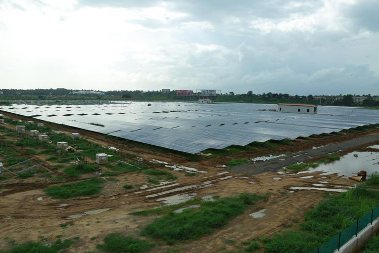Cochin International Airport Limited claims that the power the plant generates each year would be enough for 10,000 homes
