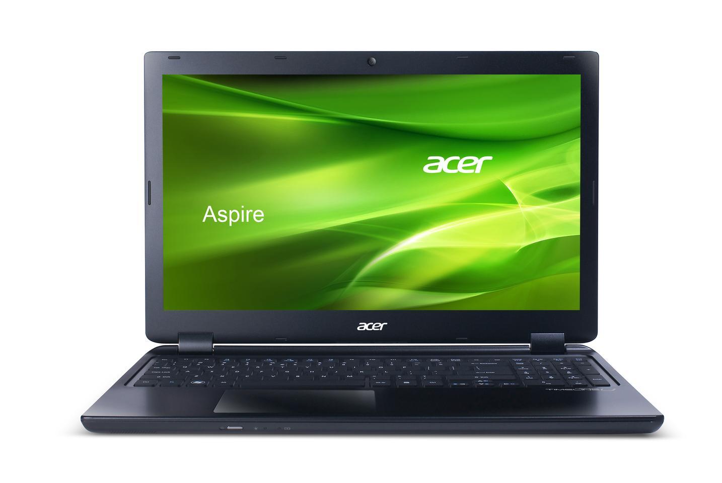Acer's new Aspire M3 touchscreen Ultrabook