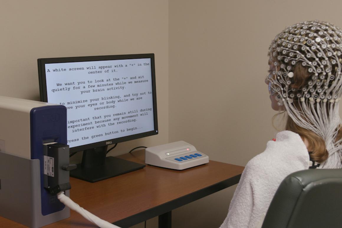 Marine Study Examines Stress Brain >> Eeg Brain Activity Predicts Who Antidepressants Will Work On