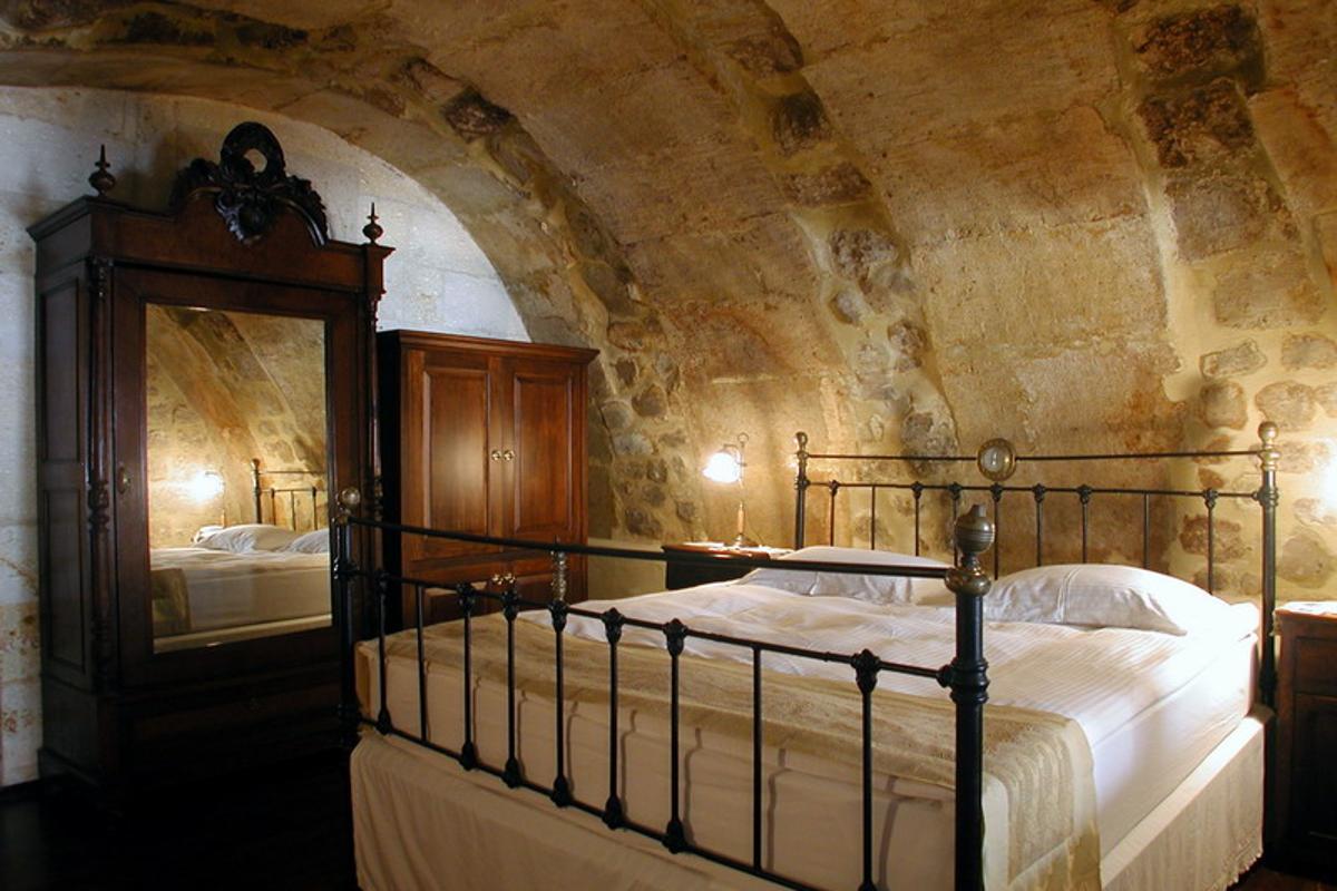 Yunak Evleri - 5 Star subterranean accommodation