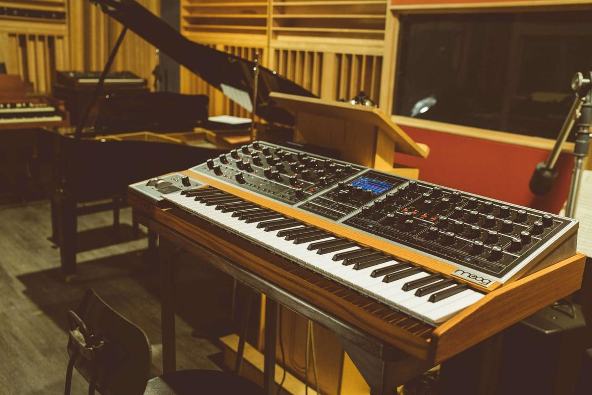 The mighty Moog One is among our picks of 2018's best music gear